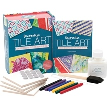 Decorative Tile Art Kit