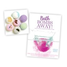 Bath Bombs Away!