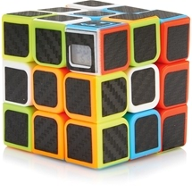 Brainteaser Square Cube with Timer