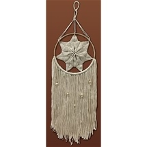 Natural Star Macrame