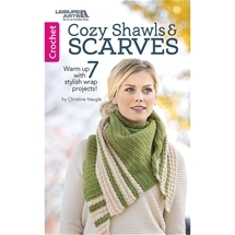 Crochet Cosy Shawls & Scarves