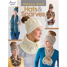 Messy Bun Hats & Scarves
