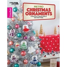 Retro Christmas Ornaments
