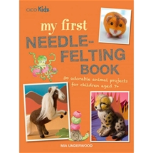 My First Needle Felting Book