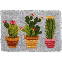 Cactus Latch Hook