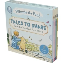 Tales To Share From the Hundred Acre Wood
