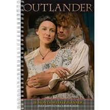 Outlander 2020 18-Month Weekly Planner