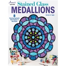 Stained Glass Medallions