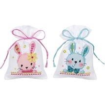 Sweet Bunnies Sachets - Set of 2