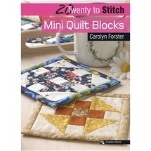 20 to Stitch Mini Quilt Blocks