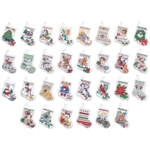 Tiny Stockings Ornaments