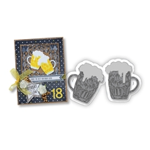 Joy Die Sets - Beer Mugs