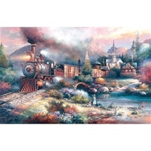 Maryland Mountain Express 1000 pc