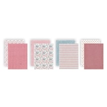 Afternoon Tea Papers  A4 3 x 4 designs 200g