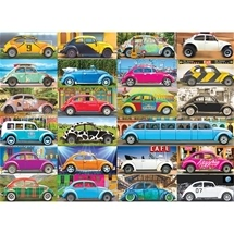VW Gone Places 1000 pc