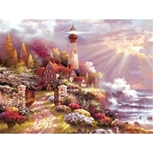 Coastal Splendor 1000 pc