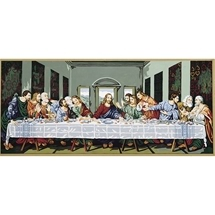 The Last Supper Tapestry Canvas