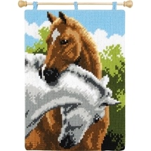 Horses Wallhanging
