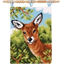 Deer Wallhanging