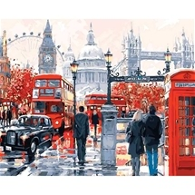 London Travel Diamond Painting