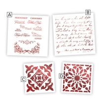 Blooming Friendship Stamp Set
