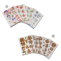3D Decoupage Sheets