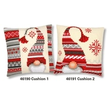 Christmas Gnome Cushions