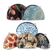 Tapestry Cosmetic Purses