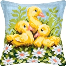 Ducklings Cushion