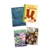 Crochet Book Bonanza