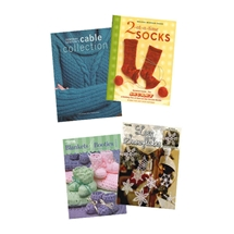 Knitting Book Bonanza