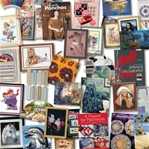 Quilting & Sewing Book Bonanza