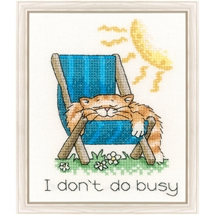 I Don't Do Busy