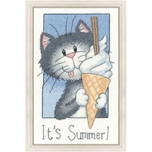 Feline Funnies - It's Summer