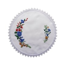 Embroidered Doilies