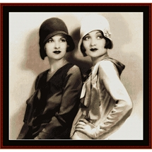 Flapper Sisters
