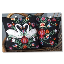 Folk Art Cushions