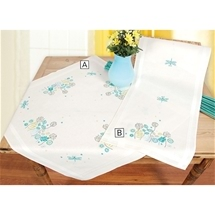 Dragonflies In The Grass Table Linen