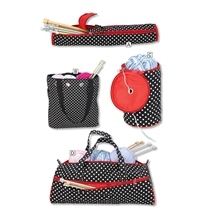 Polka Dot Knitting Organisers