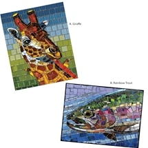 Stained Glass Puzzles