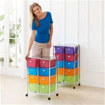 Storage Trolley Set