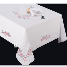 Wild Roses Table Linen