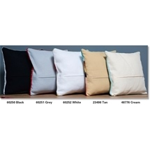 Zippered Cushion Backs