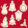 Christmas Stand-Easy Cards_49675_0