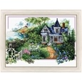 Summer Comes - No Count Cross Stitch_50478_0
