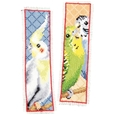 Parakeets Bookmarks_60149_0