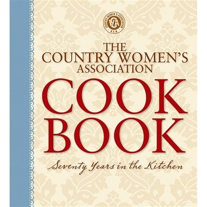Country Womens' Association Cook Book