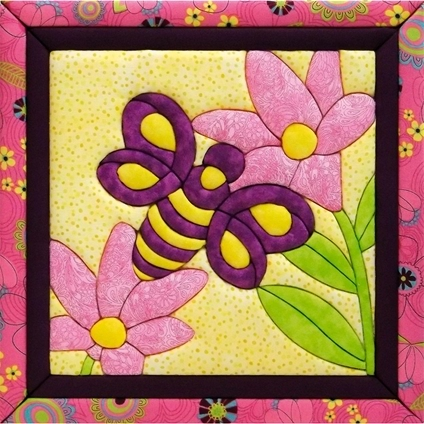 Busy Bee Quilt Magic