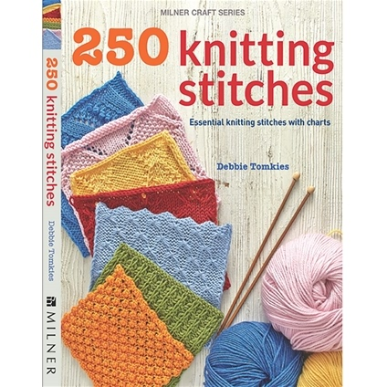 Knitting And Stitch Craft Show : 250 Knitting Stitches - The Fox Collection