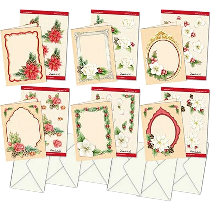 Christmas Flowercards